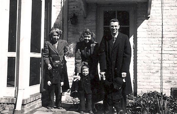 Grandma Esser's (Great Neck 1949).