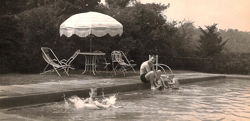 Pasadena, 1950.
