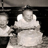 Peter's first birthday (Woodbury, 1948).