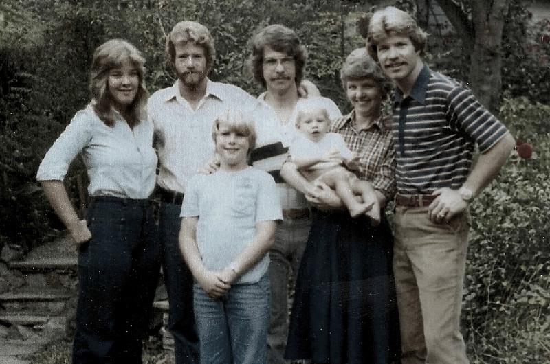 Hair, La Canada (1978).