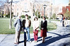 On the Brown campus, November, 1979.