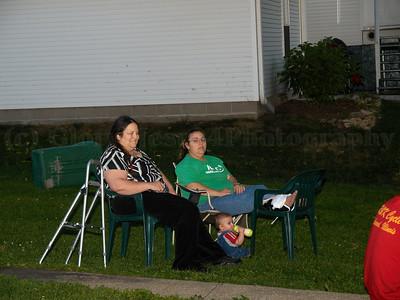 In the Back yard & Neighborhood Summer 09