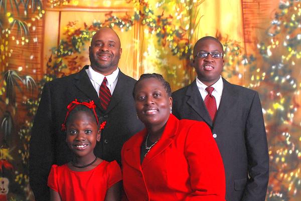 Brown/Jackson Christmas 2010