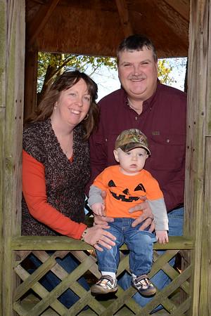 Bryan Family Portraits