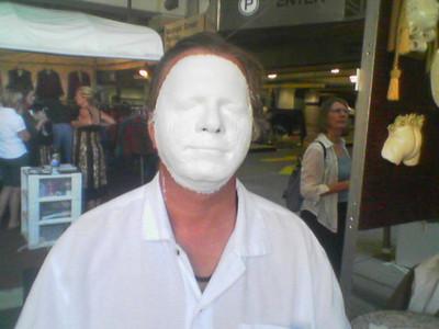 2010 - Ann Arbor Death Mask Casting