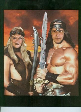 2003 - Red Sonia & Conan