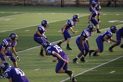 BryceSHS VFootball 20100903 JrYr vs Grasham