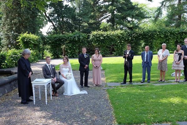 Bryllup Aase-Kari&Jon