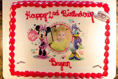 Brynn 2nd Birthday