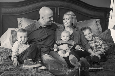 Buck Family 17bw