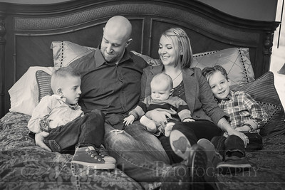 Buck Family 16bw