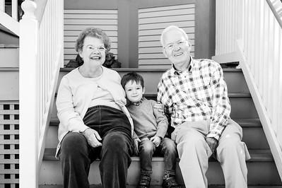 Burch Family Fall 2017