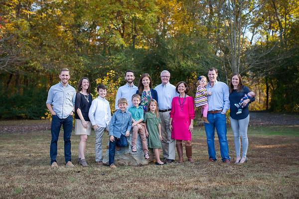 Burnat Family Fall 2017