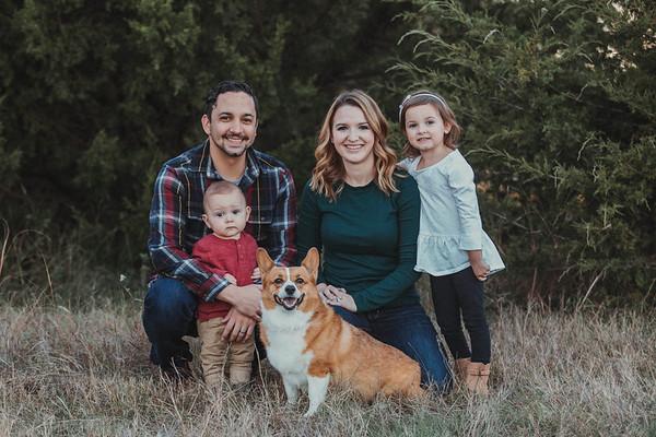 Burns Family 2017