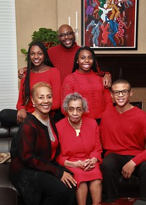 Burt Jordan & Family