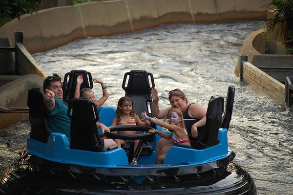 Busch Gardens - July 2009