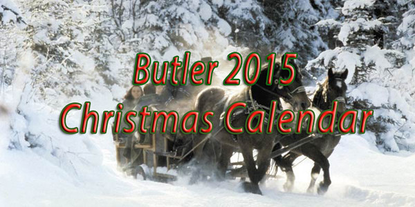 Butler Family Pics for 2015 Calendar