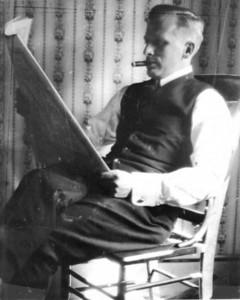 Grampa Bylancik  1915