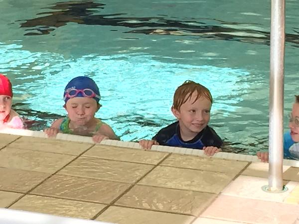 Byrne Family Swim Lesson 07/29/15