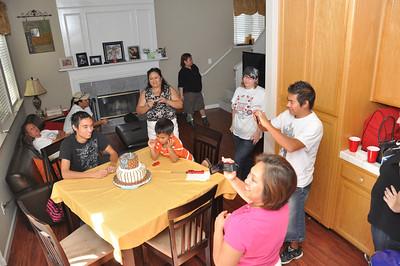 Byron Birthday 2010