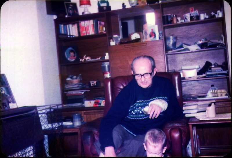 Ben Kieran 268 Newchurch Road 1983
