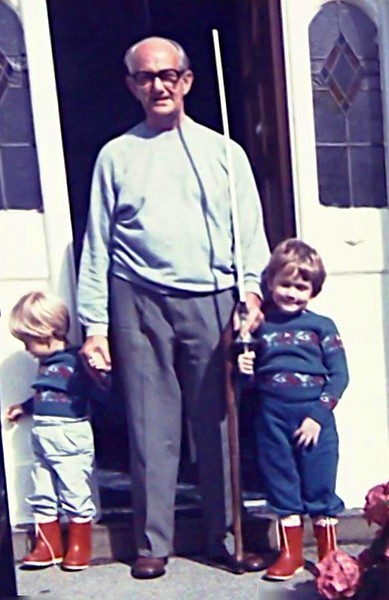 Sean Benjamin Kieran Fisher 1980s