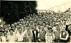 4th from left 2nd row from front Charles Benjamin Fisher 21 8 1919 Isle of man Holiday Camp abt early 30s