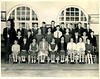 Alder Grange Form 1A with Mr Evans Peter Fisher 27 11 1949 2nd from Rt Back Row low res