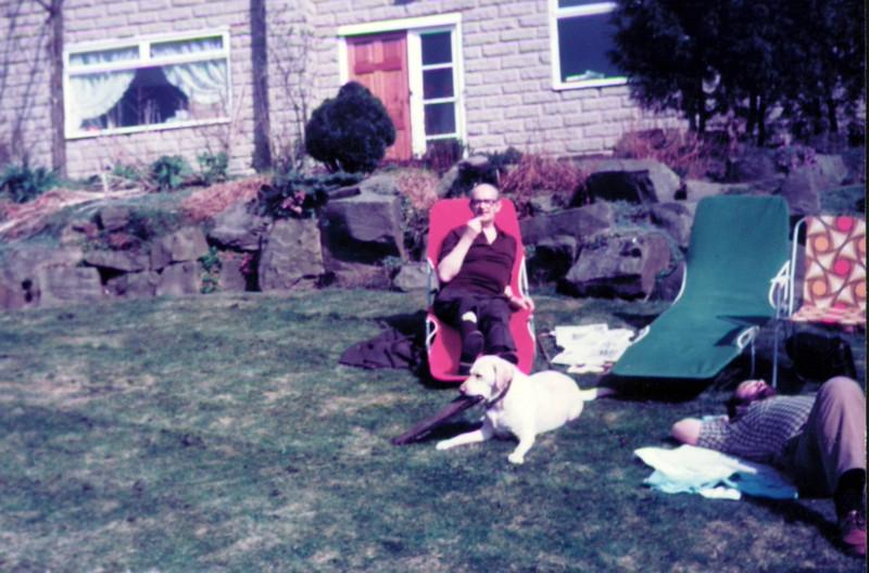 Ben Licks Peter Waingate 1982