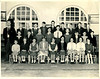 Alder Grange Form 1A with Mr Evans Peter Fisher 27 11 1949 2nd from Rt Back Row