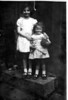 Barbara Kerr and Maureen Fisher 228 9 1946 abt 1950