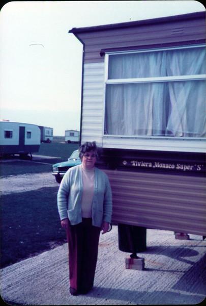 Edna Caravan Walney