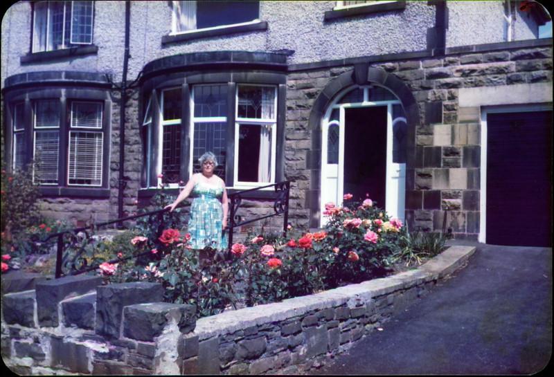 Edna 268 Newchurch Road 1983