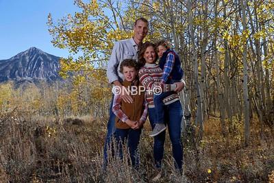 Tim & Jen Baker family 10/6/19