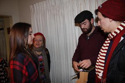 CHRISTMAS AT BRO. TED'S - 12.25.15