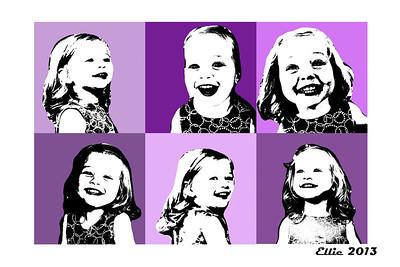 Ellie's Warhol