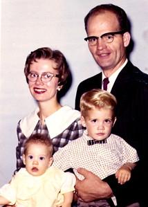 Dec 1960 - We are Four