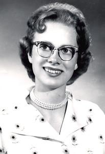 June 1957 - Engagement Picture