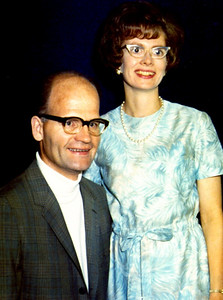 1970 - John and Carole