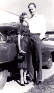 Sep 1957 - Carole & John