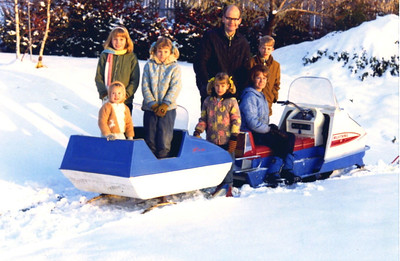 1969 - Snowmobiling
