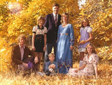 Nov 1974 - Our Family