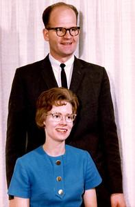 1964 - John and Carole