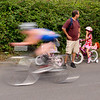 Future athletes in the slow lane