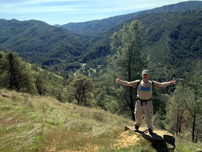 Cache Creek Ridge Trail Hike