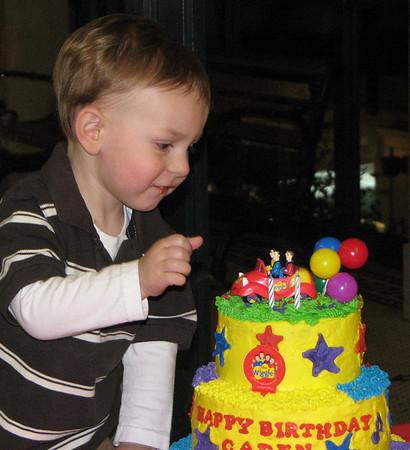 Caden 2nd birthday