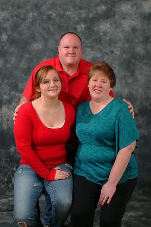 Cain Family Portraits