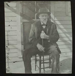Grandpa Cain, ca 1900