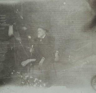 Grandpa Cain, faded