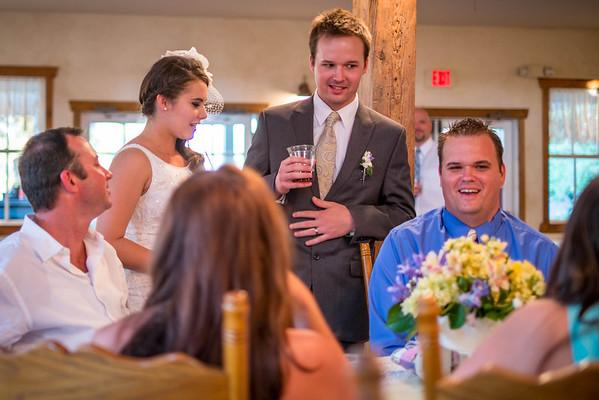 Caitlin and Ryan's Reception